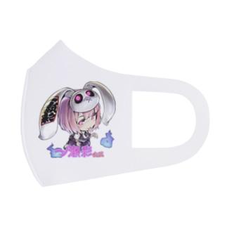 一ノ瀬彩ちびキャラ:LOGO付【ニコイズム様Design】 Full Graphic Mask