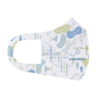 かなた Full Graphic Mask