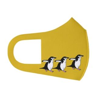 ペンギンマスク Full Graphic Mask