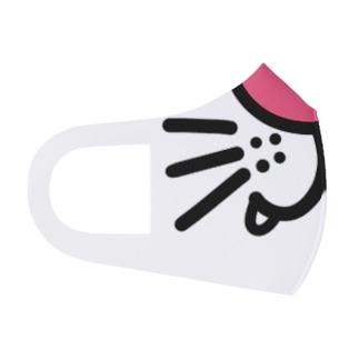 ネコになりたいマスク Full Graphic Mask