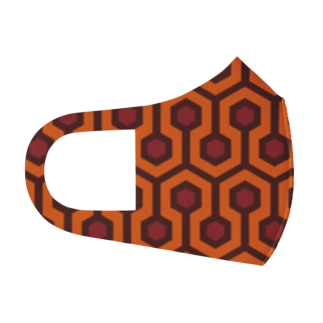 ヒックス・ヘキサゴン Full Graphic Mask
