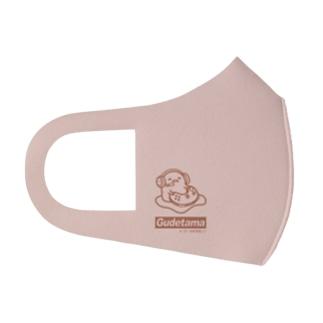 ゲーミングたまご(ピンク) Full Graphic Mask