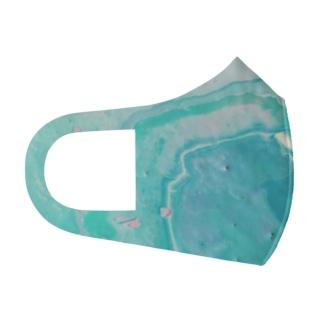 014 Full Graphic Mask