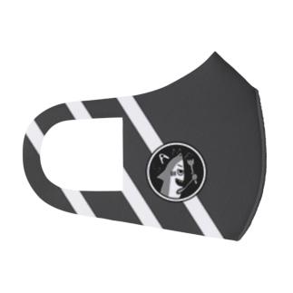 サメマスク Full Graphic Mask