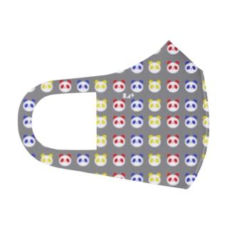 PANDADARAKE Full Graphic Mask