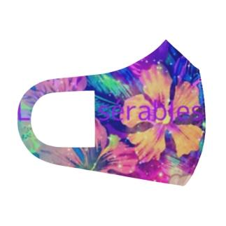 レミゼラブル Full Graphic Mask