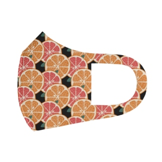 7_nanaのJUICY(各種7点限定) Full Graphic Mask