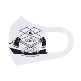 Team ZEROY Full Graphic Mask