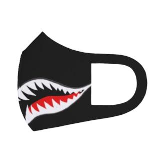 シャークマスク Face Mask