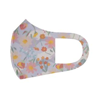 しっくはながら【両面フルグラフィック】 Full Graphic Mask
