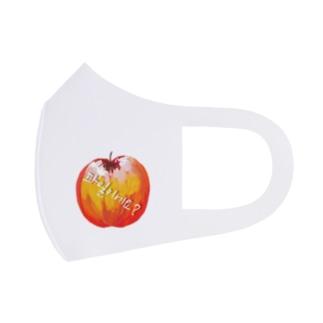 果物ですか? ハングルデザイン Full Graphic Mask