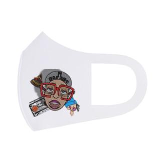 MGarage オリジナル スパイク君 Full Graphic Mask