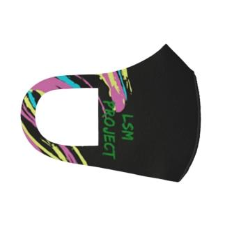 マスクNo.8 Full Graphic Mask