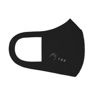 YDR(夜釣り) マスク仕様 Full Graphic Mask