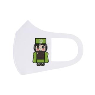 キッズモード某のお茶子ちゃん Full Graphic Mask