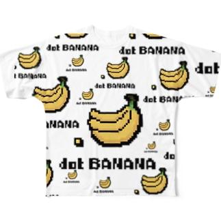 dotBANANA(ドットバナナ)vol.6 フルグラフィックTシャツ