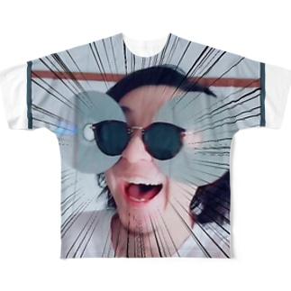 ぜんらびと フルグラフィックTシャツ Full graphic T-shirts