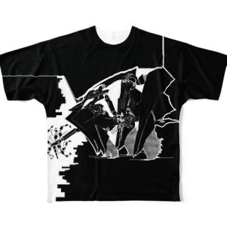 コシュマール ヴァン Full graphic T-shirts