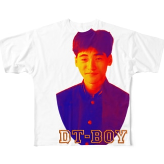 DT-BOY Full graphic T-shirts