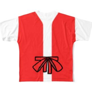 祝 還暦 Full graphic T-shirts