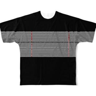 GK NITE PINBDR2 Full graphic T-shirts