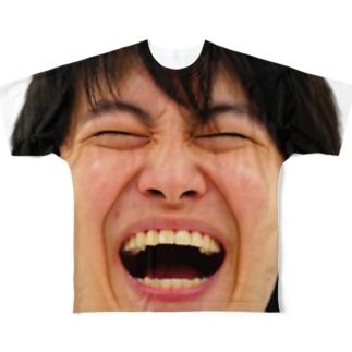 みきひとくん Full graphic T-shirts