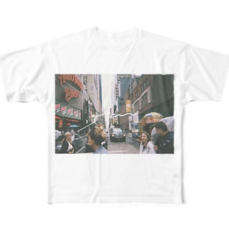 in NY Full graphic T-shirts