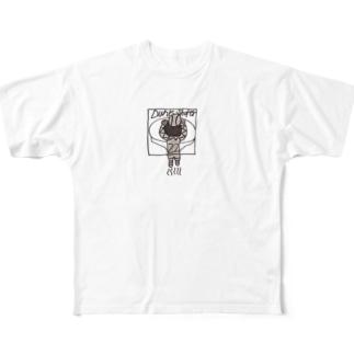 Tシャツ 品番365 ダンク坊や Full graphic T-shirts