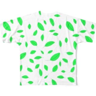 青葉のころ Full graphic T-shirts