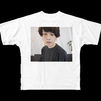 enthのげんち Full graphic T-shirts
