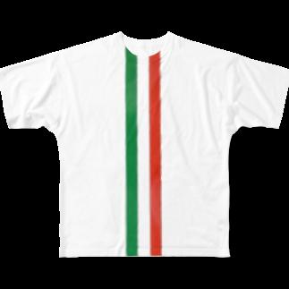 umipapaのか Full graphic T-shirts
