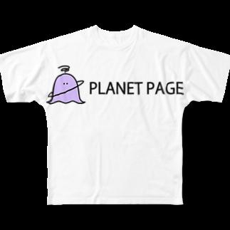 pinkbaby_gのおぉん Full graphic T-shirts