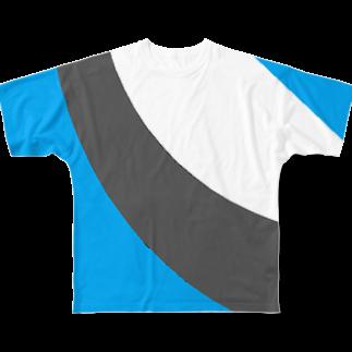 和泉商店(仮)のスポーツシリーズ2 Full graphic T-shirts