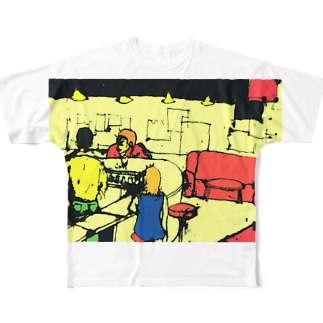 barfly  Full graphic T-shirts