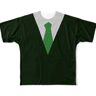 2BROなりきりTシャツ ver.おついち Full graphic T-shirts