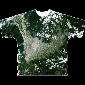 WEAR YOU AREの山梨県 甲府市フルグラフィックTシャツ