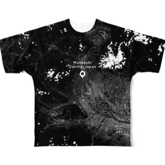 WEAR YOU AREの群馬県 前橋市 フルグラフィックTシャツ