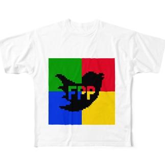 FPP (ファンキーパーティーピーポー) Full graphic T-shirts