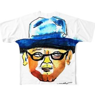 hongyo フルグラフィックTシャツ