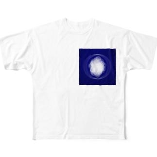 まもられているもの フルグラフィックTシャツ