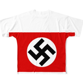 HEIL HITLER TEE Full graphic T-shirts