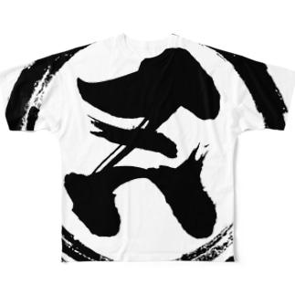 BitzenyフルグラフィックTシャツ フルグラフィックTシャツ