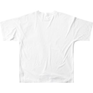 セキセイインコいんこ党幹部るちのーはるくいん【まめるりはことり】 Full graphic T-shirts
