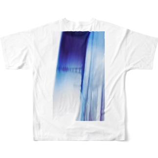 highway_2 Full graphic T-shirts