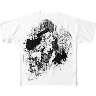 Im xxw Full graphic T-shirts