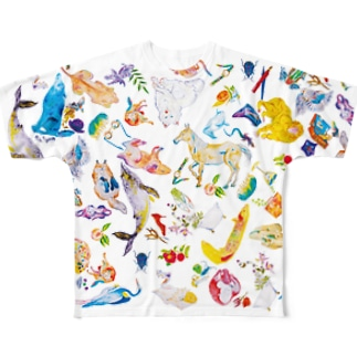 Fantasy Full graphic T-shirts