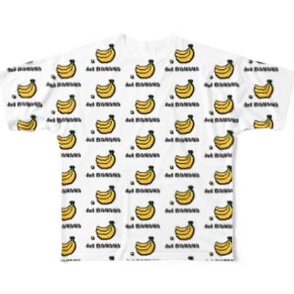 dotBANANA(ドットバナナ)vol.4 フルグラフィックTシャツ