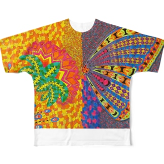 touch Full graphic T-shirts