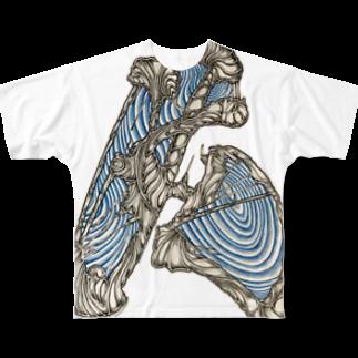 インストールするのunknown[t] Full graphic T-shirts