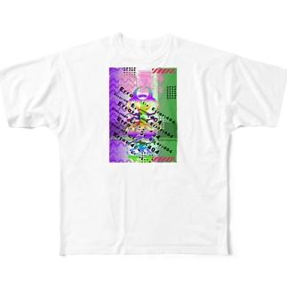 error Full graphic T-shirts